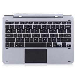 Wholesale Multi Dock - Original Chuwi Hi12 Docking Keyboard Slim Multi Mode Multi Mode Rotary Shaft Keyboard Magnetic Docking Pogo Pin Separable Design +B
