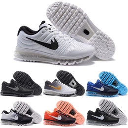 Wholesale Cheap Woman Boots - Drop Shipping Wholesale Running Shoes Men Women Air Cushion 2017 Boots Cheap Sneakers High Quality New Color Sports Shoes Size 7-12