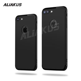 Wholesale Tpu Gel Candy Case - For iphone 7 7plus 6s 6s plus 6 5s case ultra-thin candy soft material TPU Silica gel Gel Rubber Silicone Case