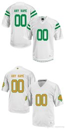 Wholesale irish lights - Men's Norte Dame Fighting Irish Customized Under The Lights College Football Jersey - White