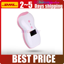 Wholesale Ipl Home Hair Removal Device - Home Use Handheld Safety Eeffective Pink IPL Permanent Hair Removal Device Laser Painless Lip Arm Body Hair Remowal Beauty Machine