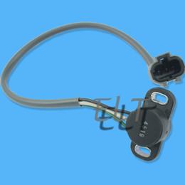Hitachi EX200-5 EX200-6 6BG1 Sensore del potenziometro del sensore di posizione del motore dell'acceleratore 4614910 4614912 per escavatore da