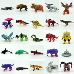 Wholesale Japan Gift Toy - Japan Robot Dinosaurs 2017 Mini Action Figures Gashapon Gachapon Capsule Toys Mini Figuress Cute for children Christmas Gifts