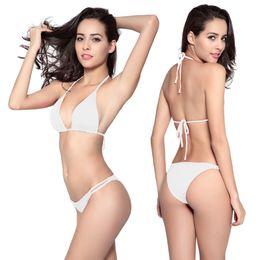 Wholesale Manufacturer Direct Clothing - 2017 swimwear, bikini, hot three, factory point BIKINI spot, low-priced swimming clothing manufacturers direct sales HQ 017