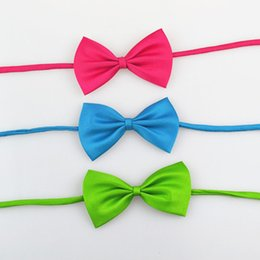 Wholesale Assorted Tie Wedding - Hot assorted pet bow tie dog dog cat bowknot jewelry cute out of the common Meng pet must