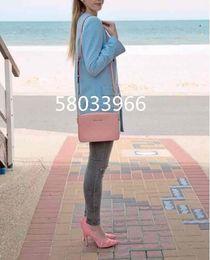 Wholesale Michael Handbags - Famous Brand luxury new 2017 M bags Women Small square bag women's Messenger bag M designer Michael handbags fashion handbags pure color