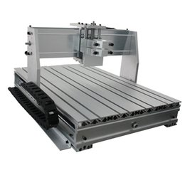 Wholesale Machine Spindles - Engraving Machine Frame Suitable For CNC Router 6040 2.2KW Spindle fixture 80mm