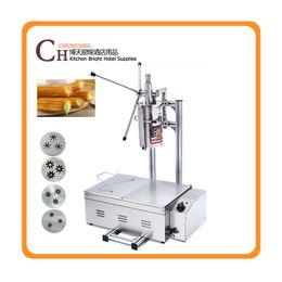 Wholesale Fryer Machine - Full of stainless steel 304 Churros machine and fryer, churo filler making machine