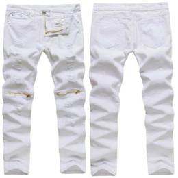 98da57bde2d2d Promotion Jeans Blanc Homme | Vente Jeans Blanc Homme 2019 sur fr ...