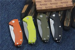 Wholesale 58 Hrc - ch steel lion'd outdoor small straight knife knife Sleipner gas vane 60 HRC knife