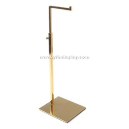 Wholesale Metal Handbag Stands - Wholesale Metal Handbag Display Stand, Stainless Steel Bag Holder Stand Bag Display Rack, Store Display Racks