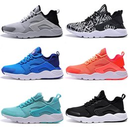 Wholesale Sport Comfort Sneakers - 2016 New Fashion Mens Womens Air Huarache running shoes,Comfort Mesh athletic Walking training sporting shoes sneakers size 36-45