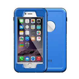 Wholesale I Phone Waterproof Case - For iphone 6s plus waterproof case Waterproof Phone Cases iphone cases iphone 6 casess i phone 6s plus DHL
