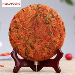 Canada 200g Lys chinois pur naturel Lily parfumée gâteau de thé poumons toux thé sédatif supplier natural green flowers Offre