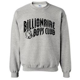 Wholesale Rap Hoodies - BILLIONAIRE BOYS CLUB BBC Hoodie sweatshirt hip hop clothes pullover fashion clothing brand new 2017 men hip-hop rap sweats