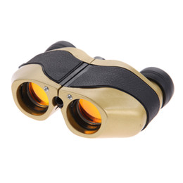 Wholesale Vision Bags - 2018 new style Outdoor Hunting Travel 80 x 120 Zoom Folding Day Night Vision Binoculars Telescope + Bag Hunting Binoculars