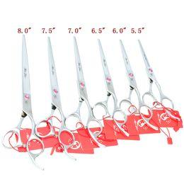 Wholesale Pet Shear Scissors - 5.5Inch 6.0Inch 6.5Inch 7.0Inch 7.5Inch 8.0Inch Meisha Cutting Scissors & Shears Dogs Cats Pets Grooming Shears & Hair Scissorsr, HA0099