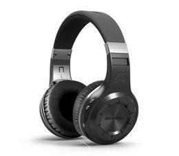 Wholesale Hi Pro - 4.1 Stereo Bluetooth Headphones Bluedio HT Wireless Turbine dynamics Pro Hi-Fi Headsets Subwoofer free shipping