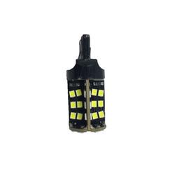 Wholesale w21w led - 10W DC12V White High Power T20 7443 W21W 60SMD 2835 Chips LED Light Bulb Backup Reverse Lamp 2PCS JTCL206-ly
