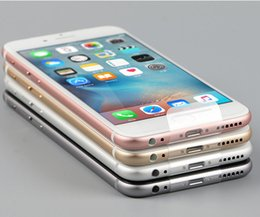 Wholesale Cellphone Accessories China - 100% Original Refurbished Apple iPhone 6S 6S Plus 16G 64G 128G IOS 4 Colors Smartphone Wholesale China DHL free