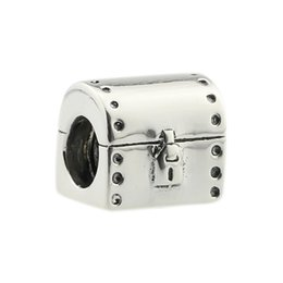 Wholesale Bead Treasures - Beads Hunter Jewelry Authentic Sterling Silver 925 Treasure Chest