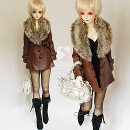 Wholesale Diy Doll Shoes - 1 3 scale BJD fur shawl scarf for BJD SD DIY doll accessories.Not included doll,clothes,shoes,wig and other accessories 16C0947