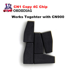 Wholesale Auto Key Copy - CN1 Copy 4C Chip 10pcs lot Works Togehter with CN900 Auto Key Programmer Used to Copy 4C Chip