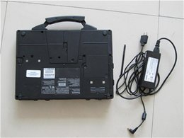 Wholesale Arabic Computer - CF52 diagnostic computer used High Quality For Panasonic Toughbook CF-52 4g laptop for mb star c3 c4 c5 icom a2 tool without HDD