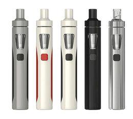 Wholesale Electronic Cigarette Joyetech Starter Kits - Joyetech eGo AIO Starter Kit 2ml Tank 1500mAh eGo AIO battery electronic cigarette kit VS Smok GX350 kit free shipping