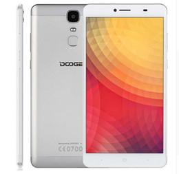 Wholesale fingerprint identification - 4G DOOGEE Y6 Max 3D 32GB 3GB Fingerprint Identification 6.5'' 2.5D Android 6.0 MTK6750 64-Bit Octa core BT OTA WIFI GPS FM