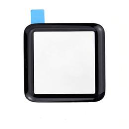 ersatz für uhren Rabatt 50pcs vorderes äußeres Glasobjektiv-Ersatz-Teile für Apple-Uhr-Sport-Ausgaben-Uhr 38mm 42mm freies DHL-Verschiffen