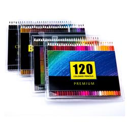 Wholesale Kids Pencils Sets - Colored Pencils 120-Pack,Great Art School Supplies For Kids &Adults Coloring Books's coloring pencils 120