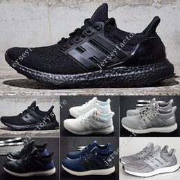 Wholesale Womens Leather Shoes Sale - New 2017 Ultra Boost Multicolor 2.0 Shoes Hot Sale Sports Mens and Womens Sneakers Soft Walking Shoes Discount Cheap Causal Shoes Sneakers