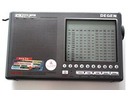 Wholesale Radio Station Sales - Wholesale-Hot sale am fm radio Degen de-1103 fm radio station equipment receiver