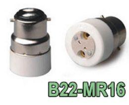 2019 bajonettlampe B22-MR16 Lampenfassung Konverter Bajonettfassung B22 auf MR16 Lampenfassung Adapter Glühbirne Stecker Extender günstig bajonettlampe