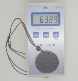 Wholesale Scalar Energy Card Pendant - energy free shipping Quantum Scalar Energy 6000 ~ 7000 ions with Test Video with Card for each quantum science pendant