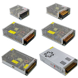 Wholesale Power Supply 25a - CE ROHS UL CSA SAA + 12V 6A 10A 15A 20A 25A 30A Led Transformer 70W 120W 180W 240W 300W 360W Power Supply For Led Modules Led Strips
