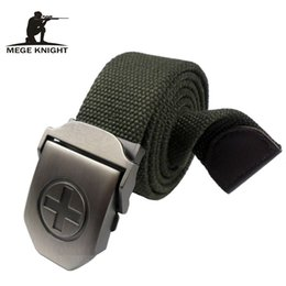 Wholesale Red Military Uniform - New Arrival Tactical Military Camouflage Waistband Fashion Belt airsoft paintball tactical accessories for uniform wholesale canvas belts