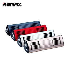 Wholesale Mobile For Free - REMAX M3 Music Eyes Bluetooth Speakers Bluetooth4.0+EDR Support AUX Hands-free Phone Call Multifunction Player for iphone 8 S8 Mobile Phone