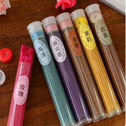 Wholesale Stick Incense Wholesale - Wholesale- Incense Sandalwood Incenso Sticks Aromatherapy fragrance spices clean air Fresh Air Natural Aroma indoor spices Sandalwood