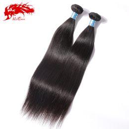"""Wholesale Virgin Hot Full - Wholesale-Hot Selling 10""""-34"""" 2pcs  lot unprocessed full cuticle virgin peruvian hair extension"""