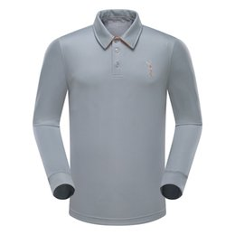 9d617c9b34b 2017 New POLO men golf Golf Wear Spring autumn long sleeve Breathable soft  and comfortable golf sport T-Shirts clothes for men