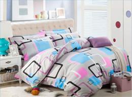 Wholesale Luxury Jacquard Sheets - Wholesale-wholesale Home textile,Reactive Print 4 Pcs bedding sets luxury include Duvet Cover + Bed sheet + Pillowcase,housse de couette