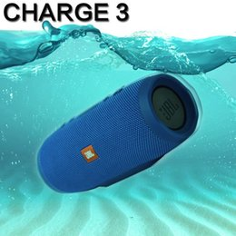 Wholesale Quality Player - A+++ quality Charge 3+ Rechargeable HIFI Wireless Stereo Bluetooth Mobile Phone Portable Speaker