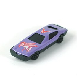 Wholesale Small Mini Toy Cars - Cartoon mini 7 cm Children's toy car glide small colored toy car