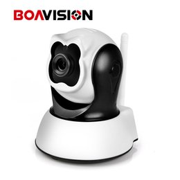 Wholesale Infrared Night Vision Security Camera - 720P IP Wifi Camera Wireless 1080P Security Canera Wi-fi IR 8M Night Vision Two Way Audio Surveillance Network Indoor Baby Monitor