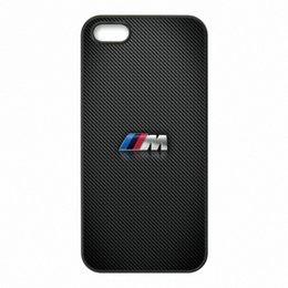 Wholesale phone 4s case - Design BMW M Phone Covers Shells Hard Plastic Cases for iPhone 4 4S 5 5S SE 5C 6 6S 7 Plus ipod touch 4 5 6