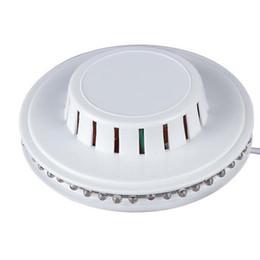 Lampes à tournesol en Ligne-L'étape portative de laser d'UFO de MINI allume l'éclairage activé par bruit de tournesol RVB 48 LED pour la lampe d'effet de mariage de partie de DJ de KTV