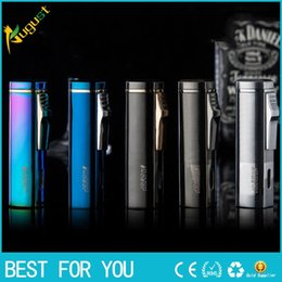 Wholesale Gas Gifts - JOBON High quality windproof metal lighter jet torch lighter flaming triple fire butane lighter with gift box