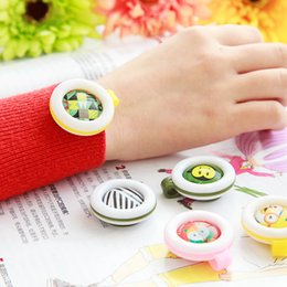Wholesale Wholesalers For Baby Mosquito - Anti-Mosquito Buckle Cute Designs Nature Anti-Mosquito Insect Bug Repellent Clip Buckle for Baby Mosquito Repellent Button LC582